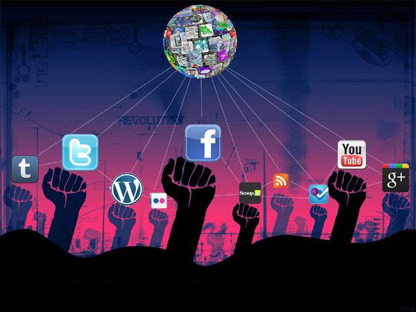 the-social-media-revolution